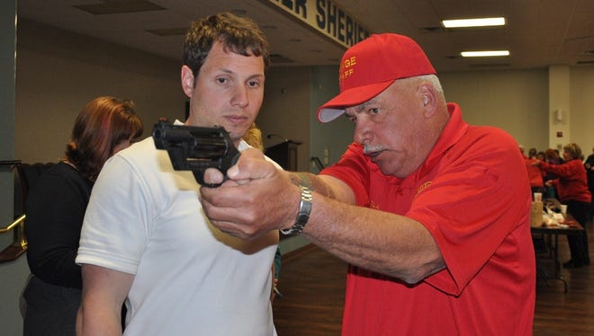 Bossier Sheriff's office will be offering a handgun safety class on January 21