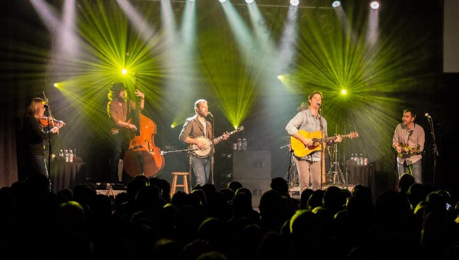 Steep Canyon Rangers joined by special guest Steve Martin at The Orange Peel