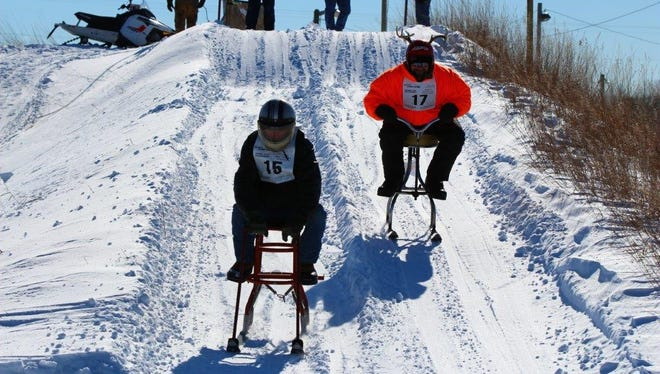 The Tri-City Children's Dream Foundation will be holding the seventh annual Bar Stool Ski Race on Saturday at the Wild Horse Saloon.