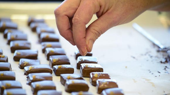 LaRue Fine Chocolate, a Pickens based artisan chocolate