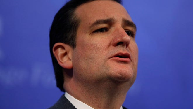 An attorney for Sen. Ted Cruz asked a judge in Chicago on Friday to dismiss a complaint by an Illinois voter who is challenging Ted Cruz's eligibility to run for president, because he was born in Canada.