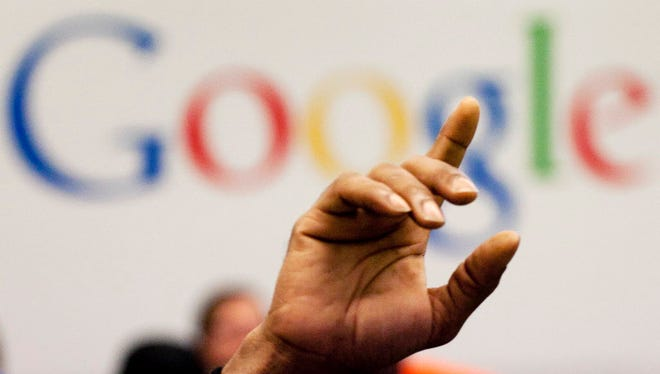 A French commission has fined Google.