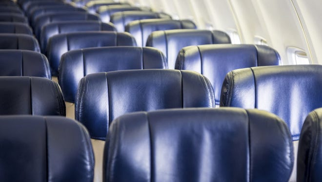 Sen. Charles Schumer, D-N.Y., proposed to have the Federal Aviation Administration set a minimum size for airline seats. But the Senate rejected his proposal on a vote of 42-54