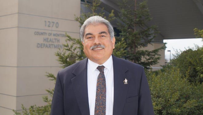 John Ramirez is the director of Monterey County's Environmental Health Bureau