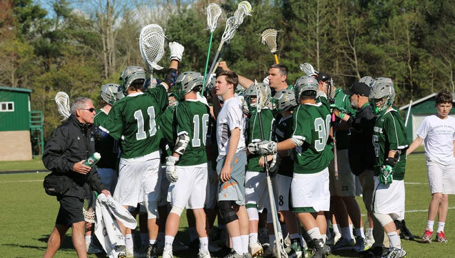 Christ School's lacrosse team is home for Tuesday's NCISAA playoff game.