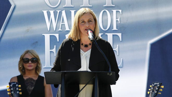 Nashville Mayor Megan Barry opposed the counseling law that led the American Counseling Association to cancel its 2017 conference in her city.