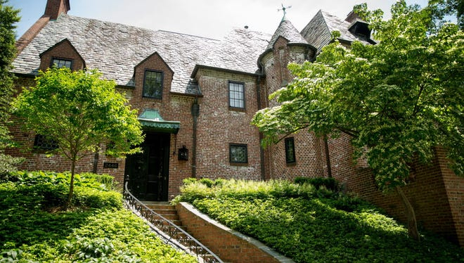 President Obama and his family have decided to lease this nine-bedroom mansion in Kalorama, one of Washington's poshest neighborhoods, when he leaves office in January 2017.