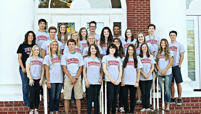 Twenty two Sumner students completed Union University's dual enrollment program in Hendersonville.