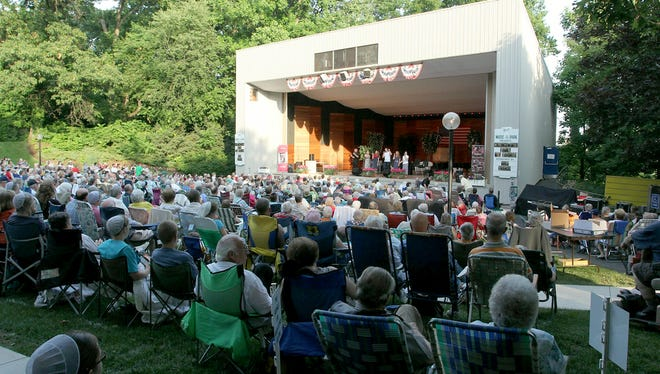 Music In The Park has been providing family-friendly and Christian musicals performances for Lebanon County for 28 years.