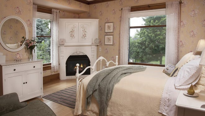 The Honeybee Inn of Horicon offers comfort in a Victorian-style home