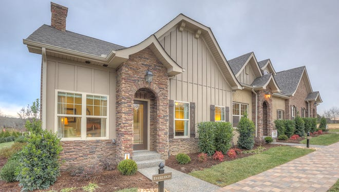 The homes at Williams Mill will be similar to cottages the homebuilder built at the Retreat at Fairvue in Gallatin.