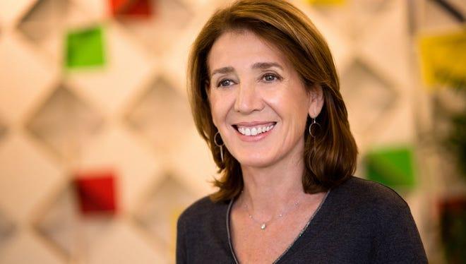 Google's finance chief Ruth Porat