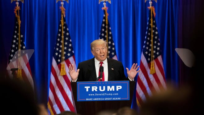 Donald Trump, during his June 22 speech.