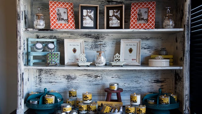 """A Darling State of Mind is a new """"rustic"""" clothing and home goods store located at Westport Village."""
