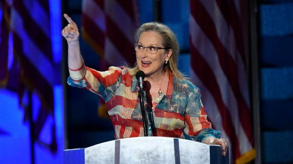 Only Meryl could wear this, period.