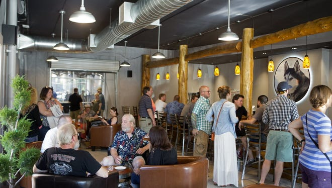 Black Husky Brewing opened in Riverwest on Aug. 3, 2016.