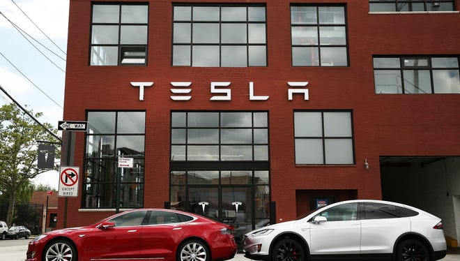 Tesla's loss widened in the second quarter.