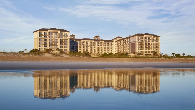 It's hard to beat the views from the Ritz-Carlton on Amelia Island. The quaint town of Fernandina Beach is right up the road, though.