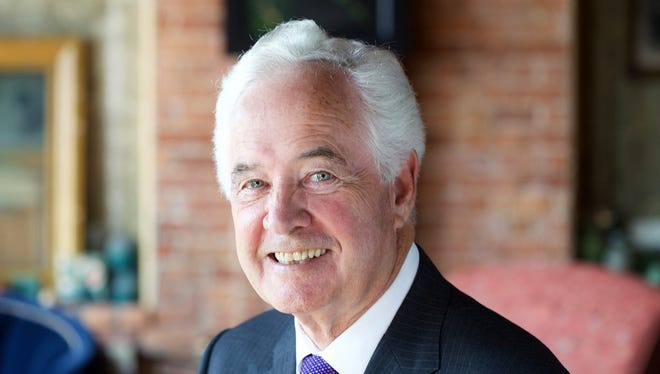 James B. Nicholson is chairman of PVS Chemicals, Inc., in Detroit.