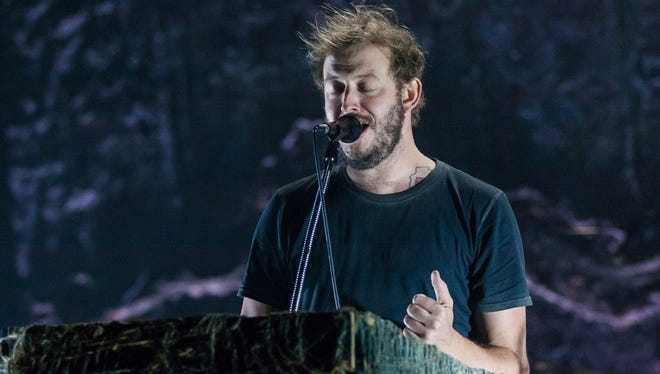 "Justin Vernon released a new Bon Iver song, ""33 GOD,"" on YouTube Monday morning. It's set to appear on ""22, A Million,"" the Eau Claire act's first album in five years."