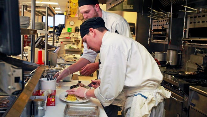 MATC's Cuisine restaurant downtown is staffed by culinary arts students.