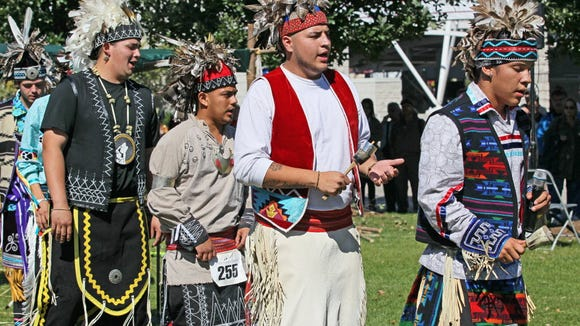 Indian Summer honors traditional and native culture.