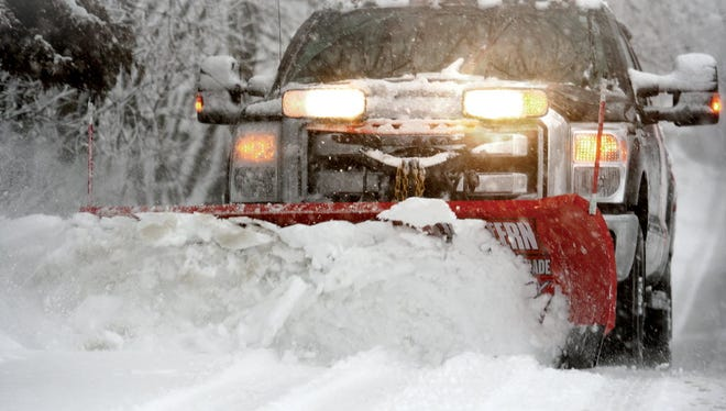 Douglas Dynamics makes snow removal equipment used by contractors.
