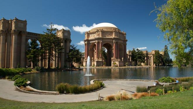 San Francisco, Golden Gate Park, Exploratorium