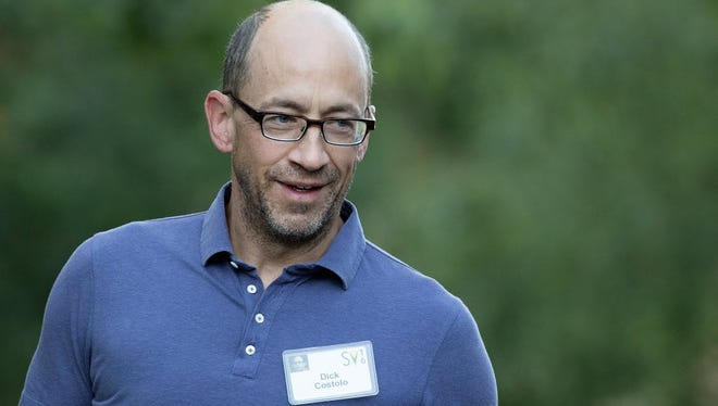 Former Twitter CEO Dick Costolo says it could still remain an independent company.