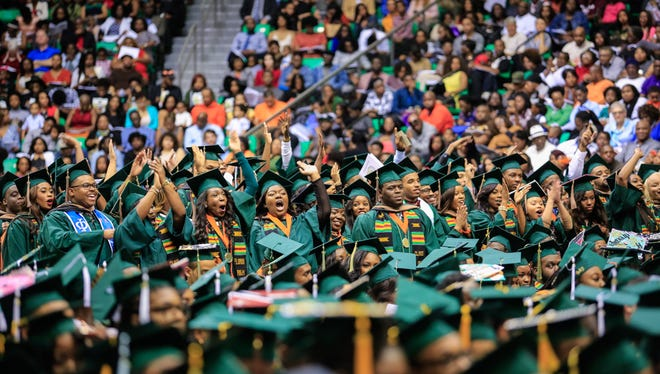 FAMU ranks high in student engagement according to recent Wall Street Journal poll.