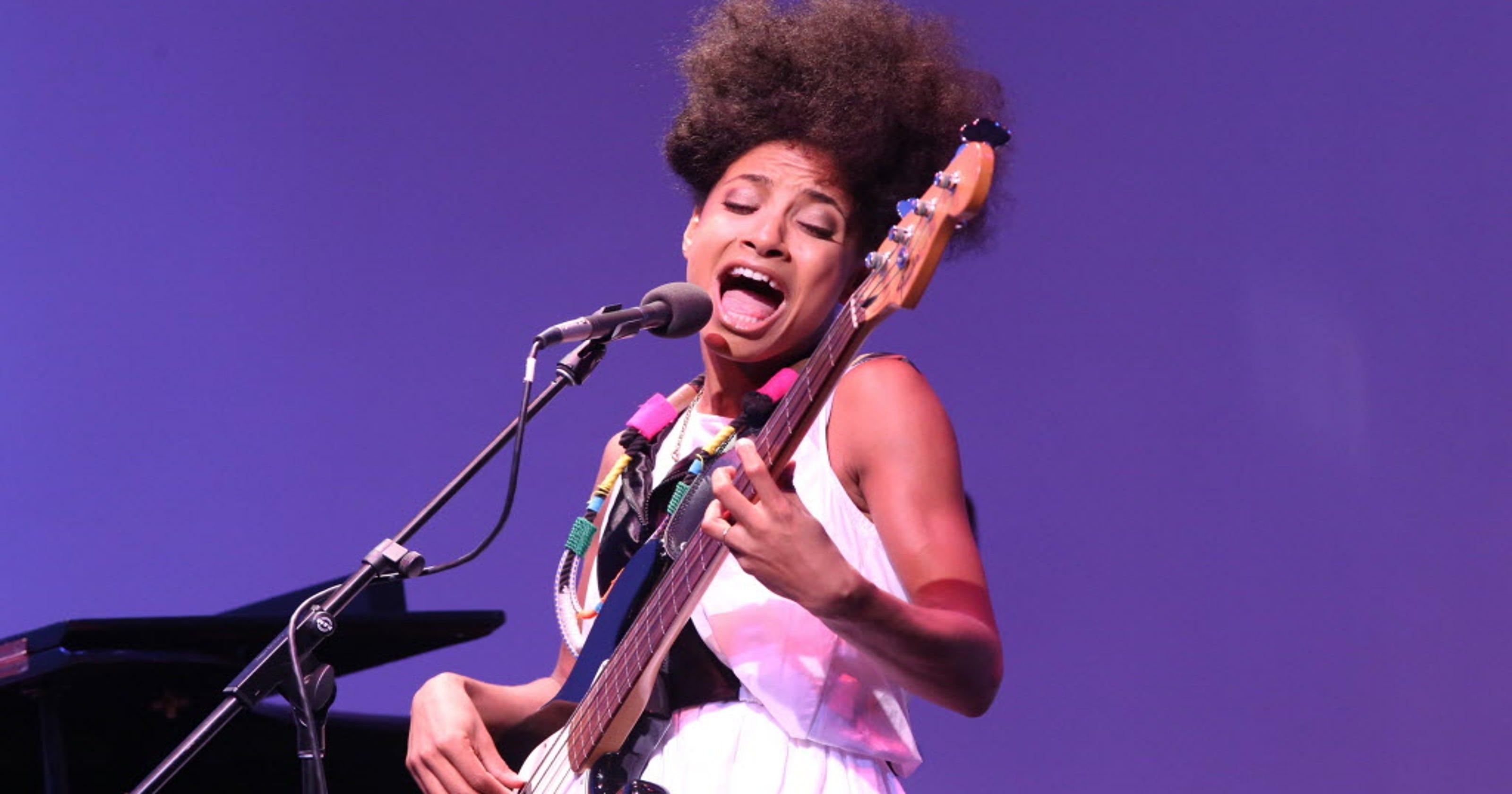 Top shows this week: Esperanza Spalding, more
