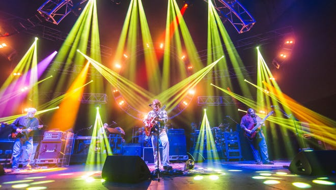Widespread Panic is returning to the Riverside Theater this October, one of the biggest new touring announcements yet for Milwaukee since the pandemic began.