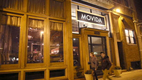 Movida is at 524 S. 2nd St. i Walker's Point.