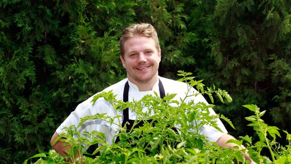 Cole Ersel became  executive chef at Wolf Peach, 1818 N. Hubbard St., in February 2014.
