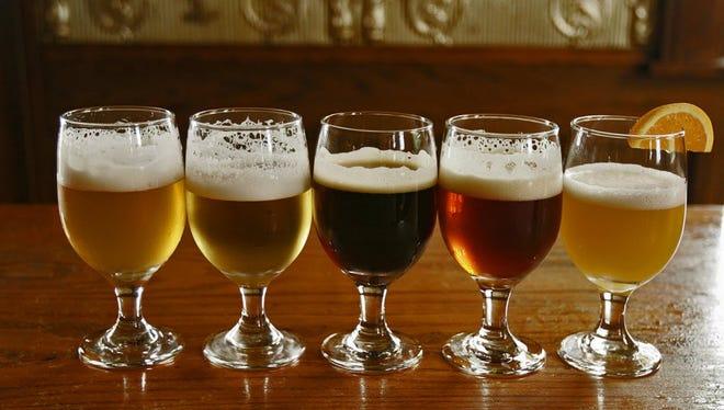 Beer events kick off Monday.