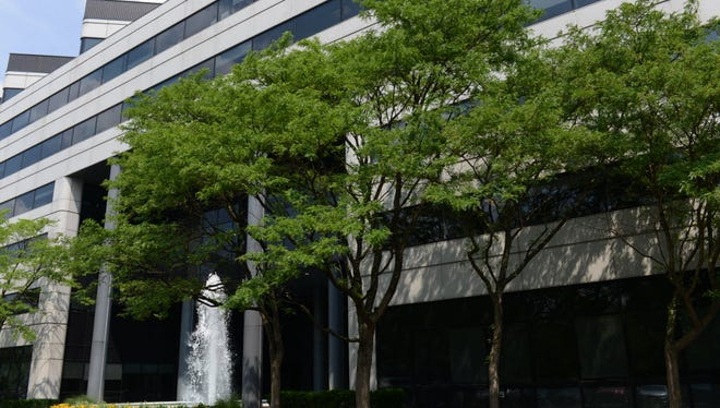 File photo of Cognizant Technology headquarters in Teaneck