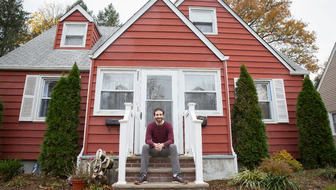 Andrew Palmieri bought this house in Westwood