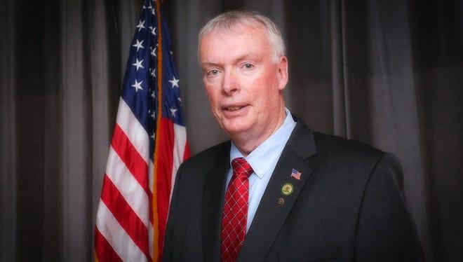 Fair Lawn Mayor John Cosgrove