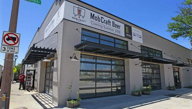 MobCraft Brewery has a beer dinner coming up.