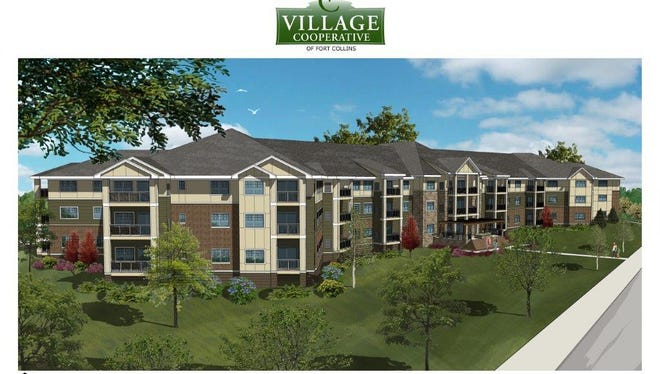 Village Cooperative Fort Collins would offer seniors aged 62-plus a shared living experience.