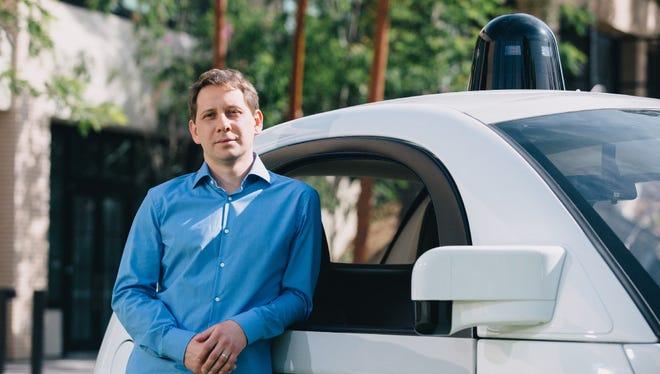 Dmitri Dolgov, a longtime veteran of Google's eight-year self-driving car effort, recently took over as technical lead, replacing Chris Urmson.