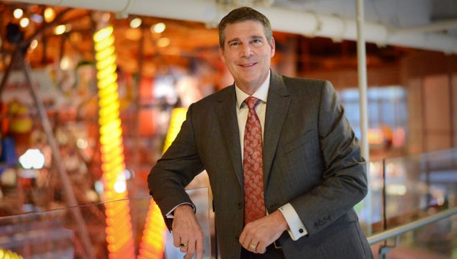 Dave Brandon, soon after he accepted the job as Toys R Us chief executive and chairman.