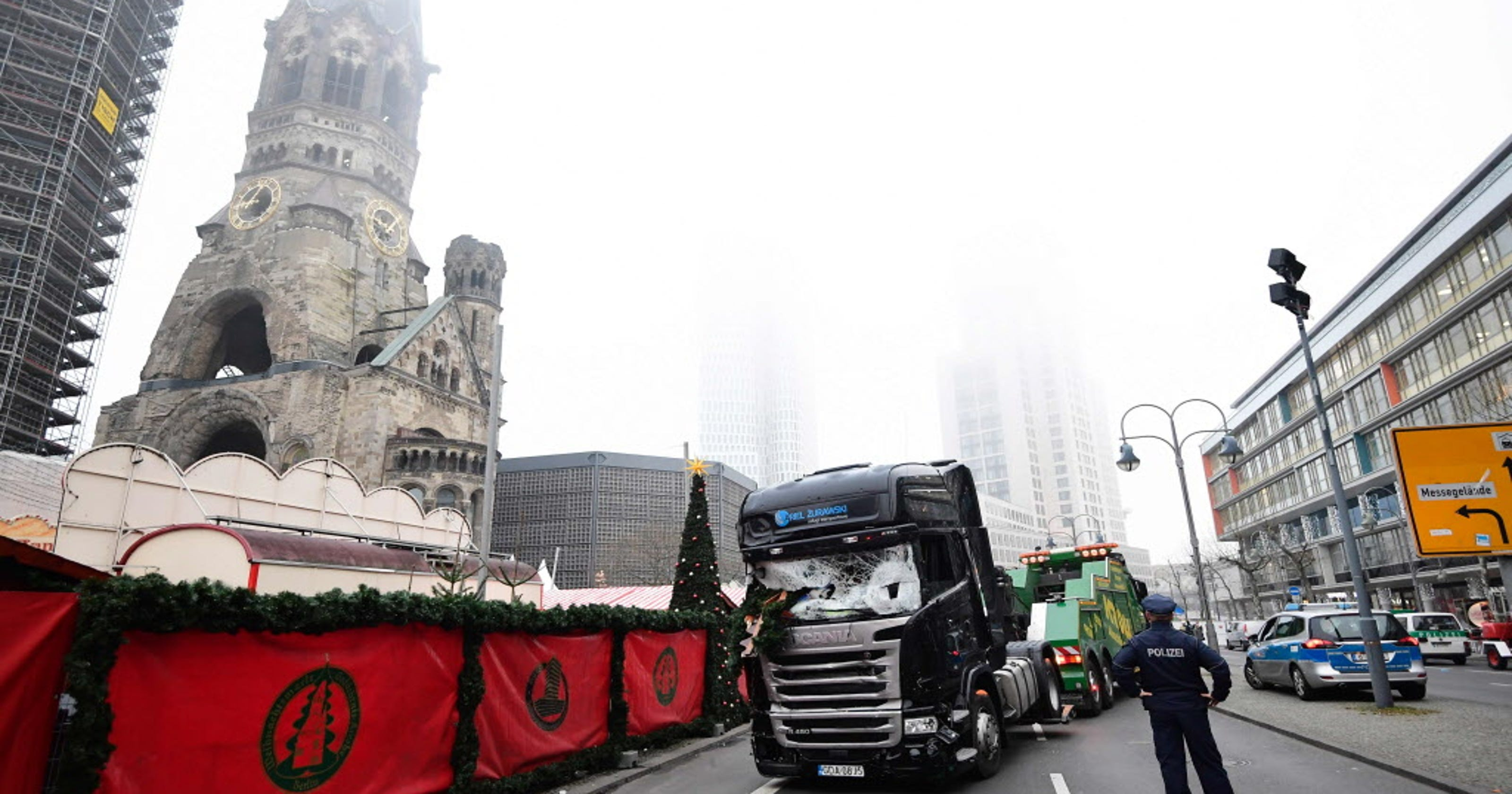 U.S. cities bolster security following Berlin attack