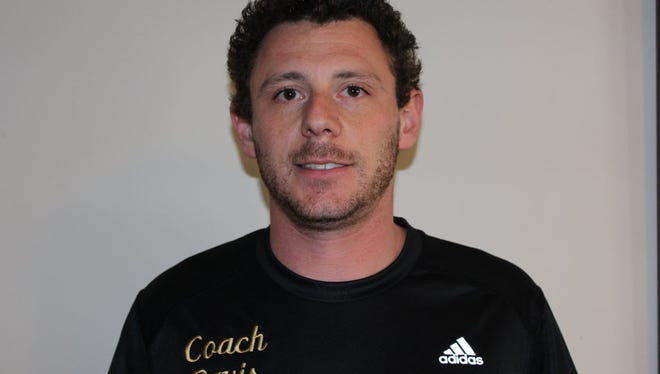 Hackensack coach Scott Davis has high expectations for his girls swimming team.