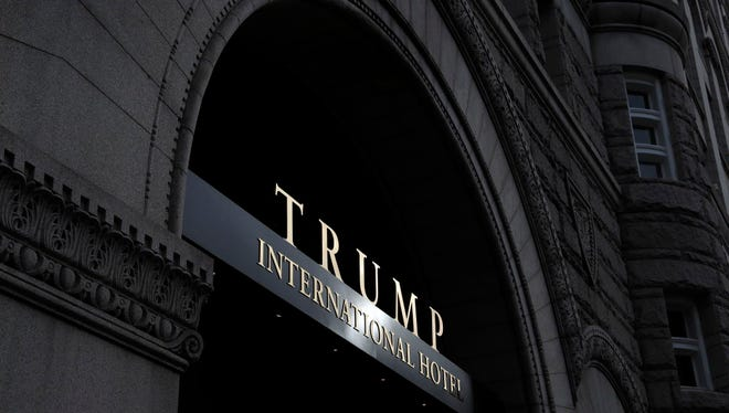 The Trump International Hotel at Pennsylvania Avenue Washington, D.C.