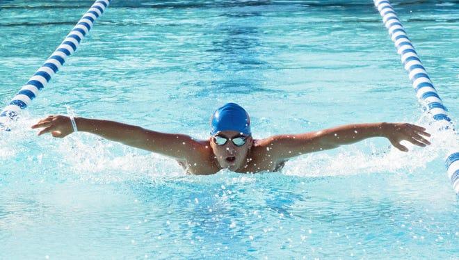 AJ Liguori was on the winning 200-freestyle relay as Ridgewood beat Passaic.