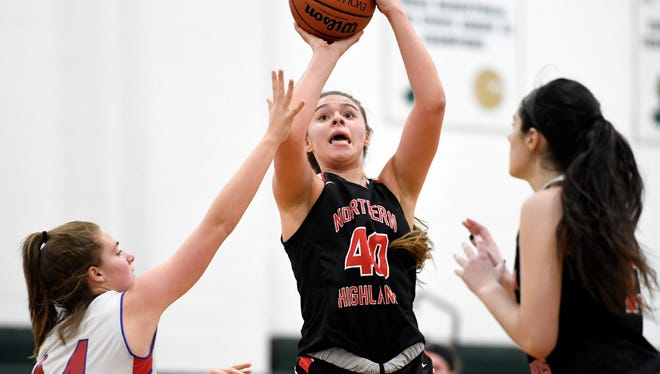 Tori Reich has returned for Northern Highlands after missing her entire junior season.