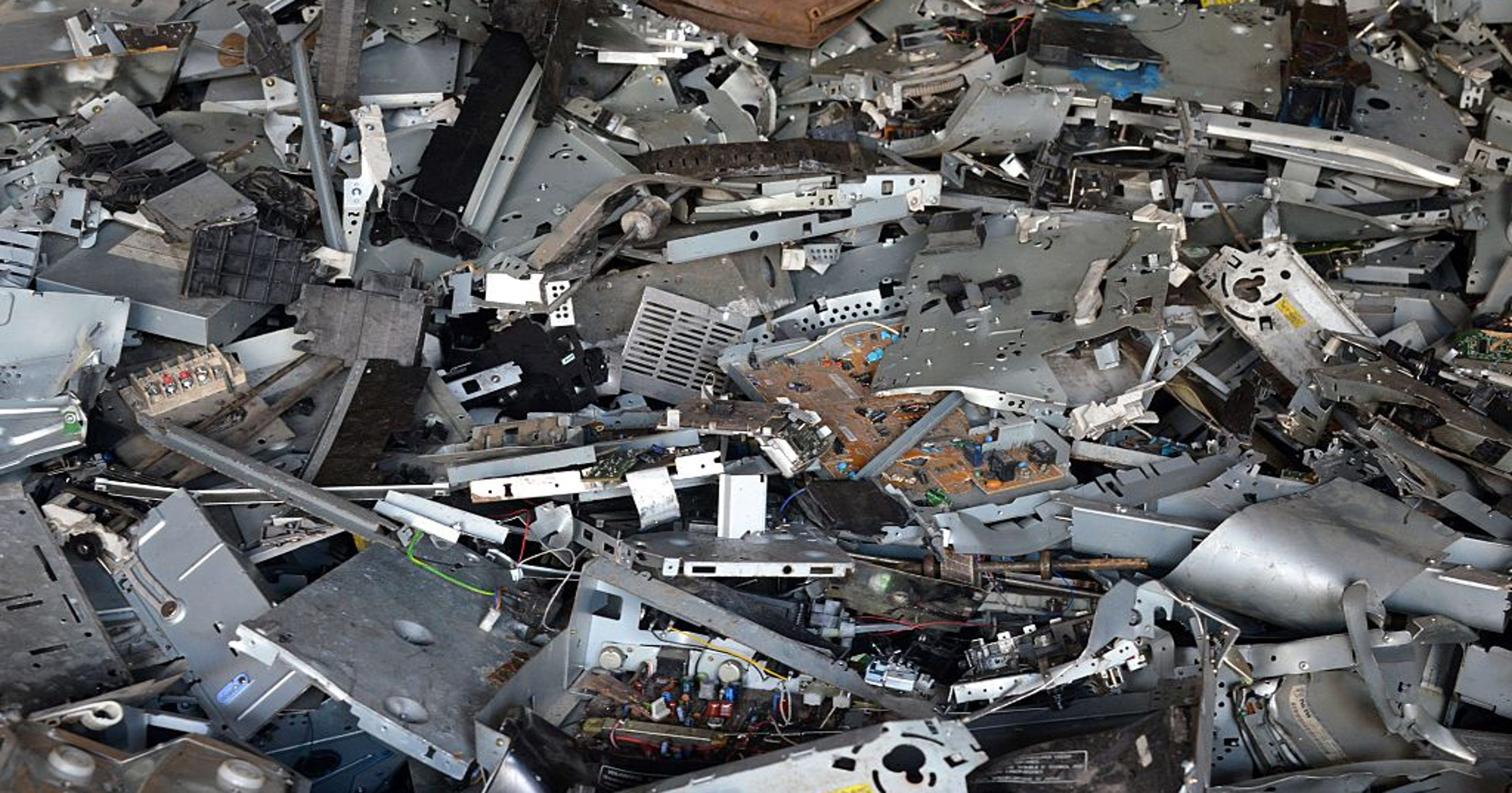 Ken Colburn Where To Dispose Of Old Electronics Scrap Recycling Pictures