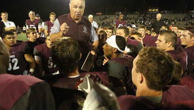 Don Bosco Prep football coach Greg Toal will enter the 2017 season with 305 career wins. The Ironmen have agreed to open their season against Byrnes of South Carolina.
