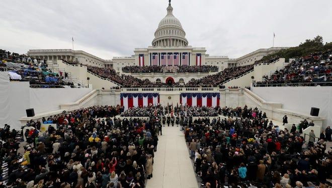Inauguration Day 2017.